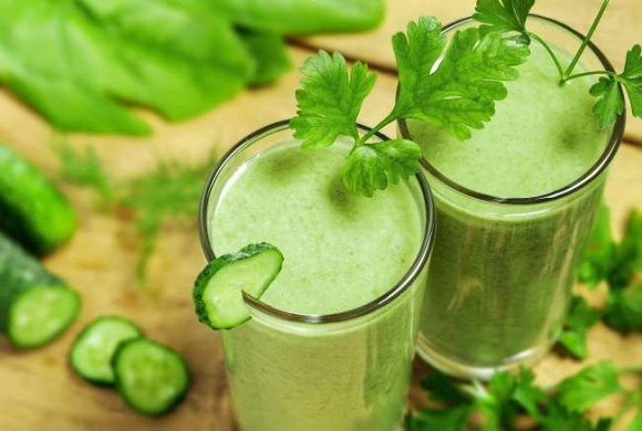 5 loại nước detox thần kỳ giúp bạn giảm cân thần tốc - Ảnh 1