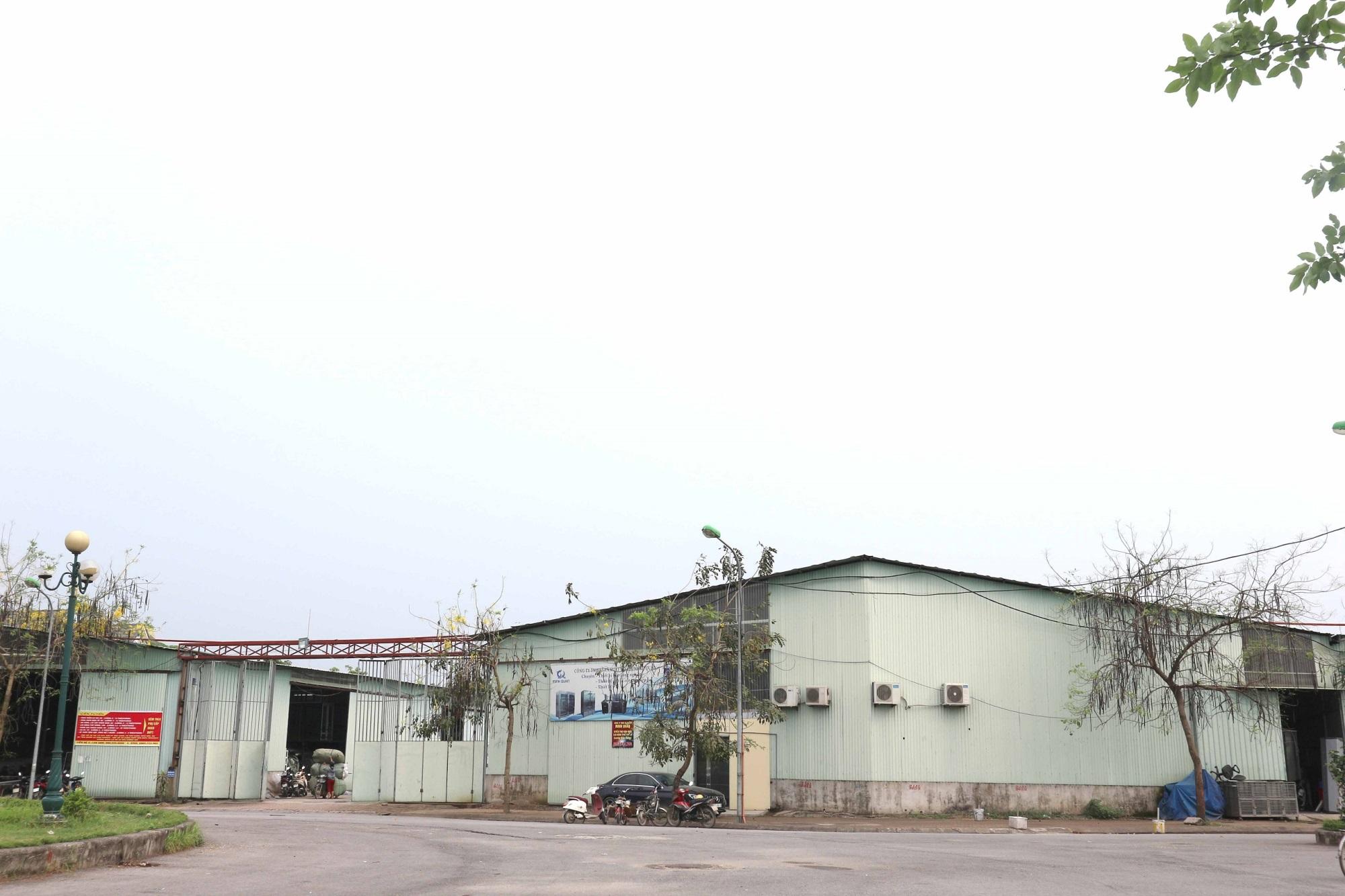 """Hàng loạt vi phạm """"khủng"""" tại KĐT Vân Canh, vì sao không thể xử lý? - Ảnh 2"""