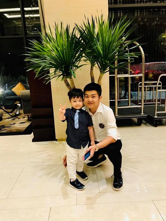 Hậu ly hôn, chồng cũ Nhật Kim Anh vui vẻ với cuộc sống hiện tại nhưng vẫn không quên làm điều này cho con - Ảnh 4