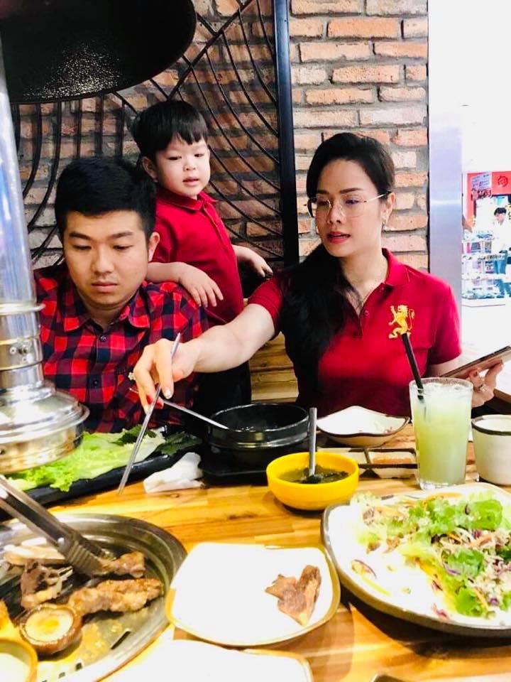 Hậu ly hôn, chồng cũ Nhật Kim Anh vui vẻ với cuộc sống hiện tại nhưng vẫn không quên làm điều này cho con - Ảnh 5