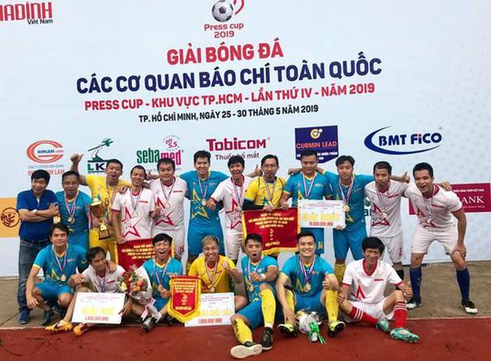 Xác định 8 đội dự VCK Press Cup 2019 - Ảnh 1