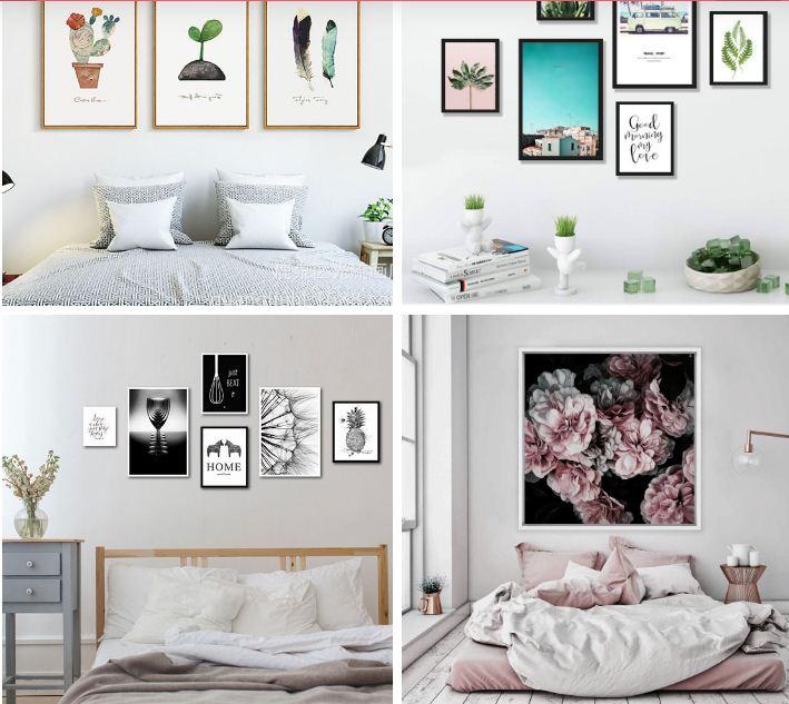 Gợi ý chị em cách thiết kế phòng ngủ với 5 món phụ kiện cơ bản, rẻ và dễ tới mức dù vụng về nhất cũng có thể hoàn thành xuất sắc - Ảnh 8
