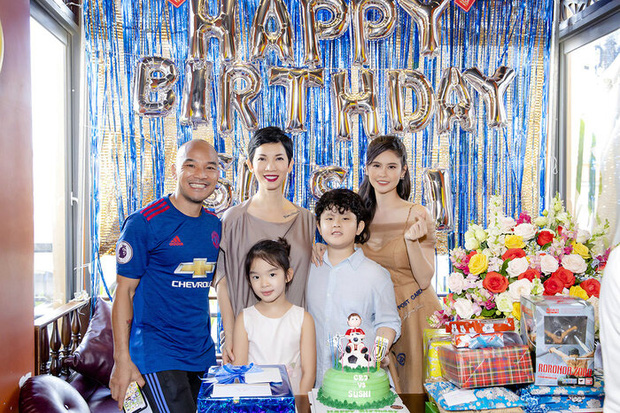 Tim và Trương Quỳnh Anh bất ngờ tái ngộ trong dịp sinh nhật con trai: Dù ly hôn nhưng vẫn giữ thái độ đáng ngưỡng mộ - Ảnh 2