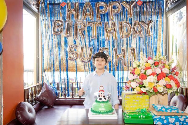 Tim và Trương Quỳnh Anh bất ngờ tái ngộ trong dịp sinh nhật con trai: Dù ly hôn nhưng vẫn giữ thái độ đáng ngưỡng mộ - Ảnh 3