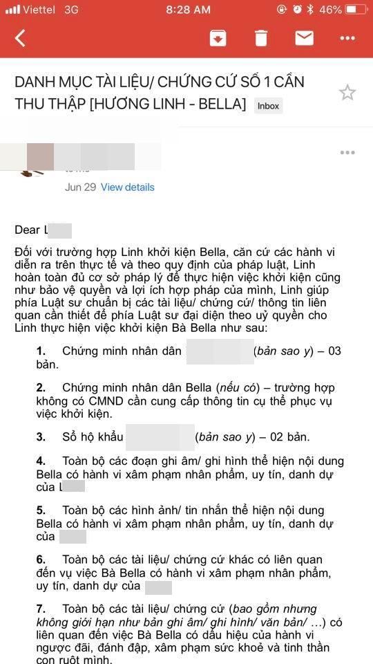 Ân nhân từng đưa mẹ con Bella vào Sài Gòn cưu mang quyết định khởi kiện 'hot girl quỵt tiền' để cứu đứa trẻ - Ảnh 1