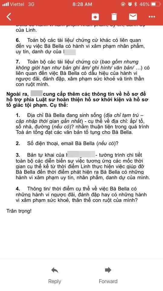 Ân nhân từng đưa mẹ con Bella vào Sài Gòn cưu mang quyết định khởi kiện 'hot girl quỵt tiền' để cứu đứa trẻ - Ảnh 2