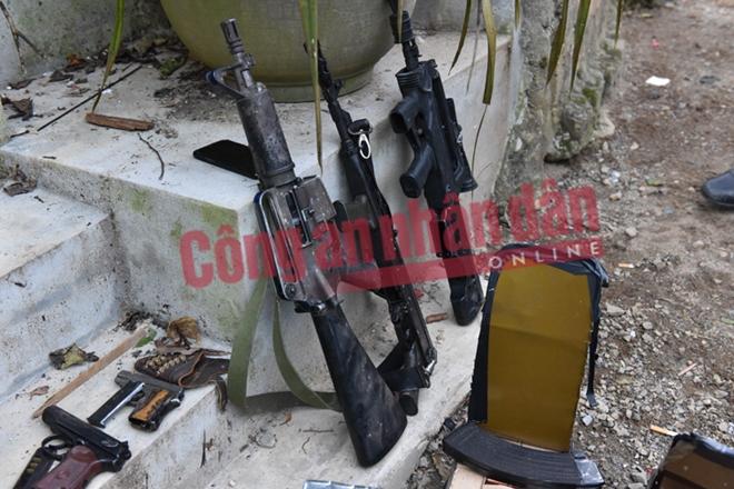 Chân dung 'ông trùm' buôn bán 1.182 bánh heroin bị tiêu diệt ở Lóng Luông - Ảnh 7