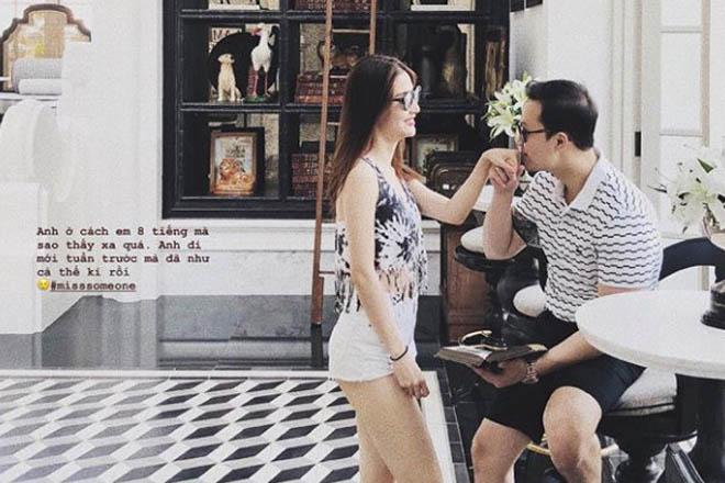 Diễm My 9x khoe thân nóng bỏng, tận hưởng kỳ nghỉ bên bạn trai Việt kiều - Ảnh 3
