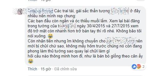 Khoe quà giá trị tặng mẹ, MC Phan Anh bị anti-fan chửi: 'Làm từ thiện thu nhập nó mới cao' - Ảnh 4
