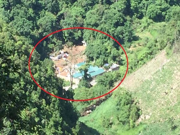 Trùm ma túy bị tiêu diệt ở Lóng Luông từng ngông cuồng, xách súng AK đi dự tiệc - Ảnh 1