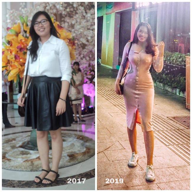 9X Sài Gòn 'lột xác' thành công nhờ kiên trì giảm 17kg - Ảnh 1