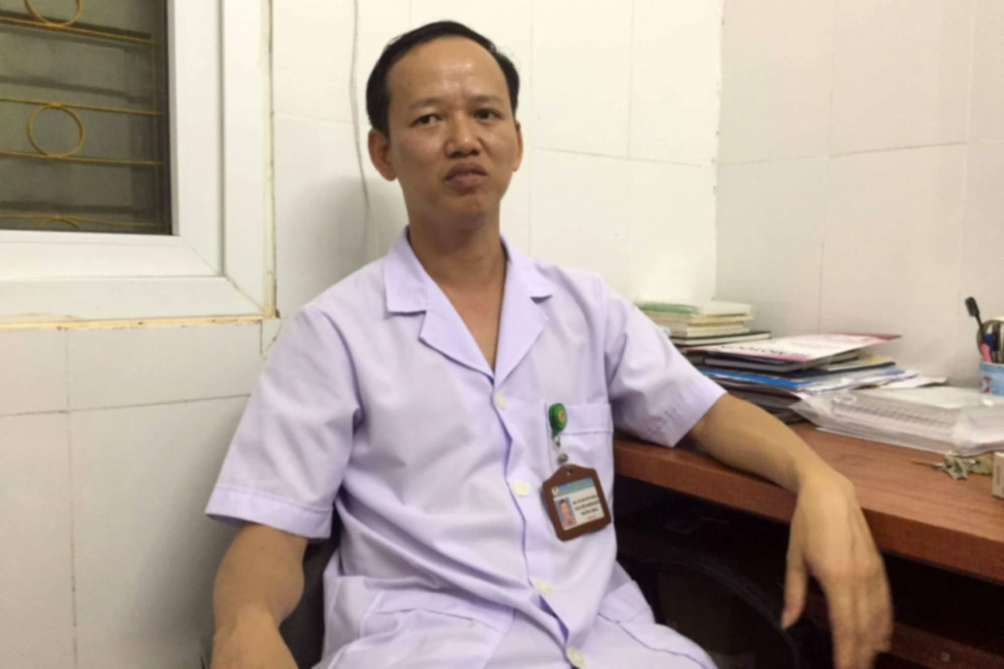 Bác sĩ trực chính vụ trẻ sơ sinh bị kéo đứt cổ có chuyên khoa răng hàm mặt - Ảnh 4