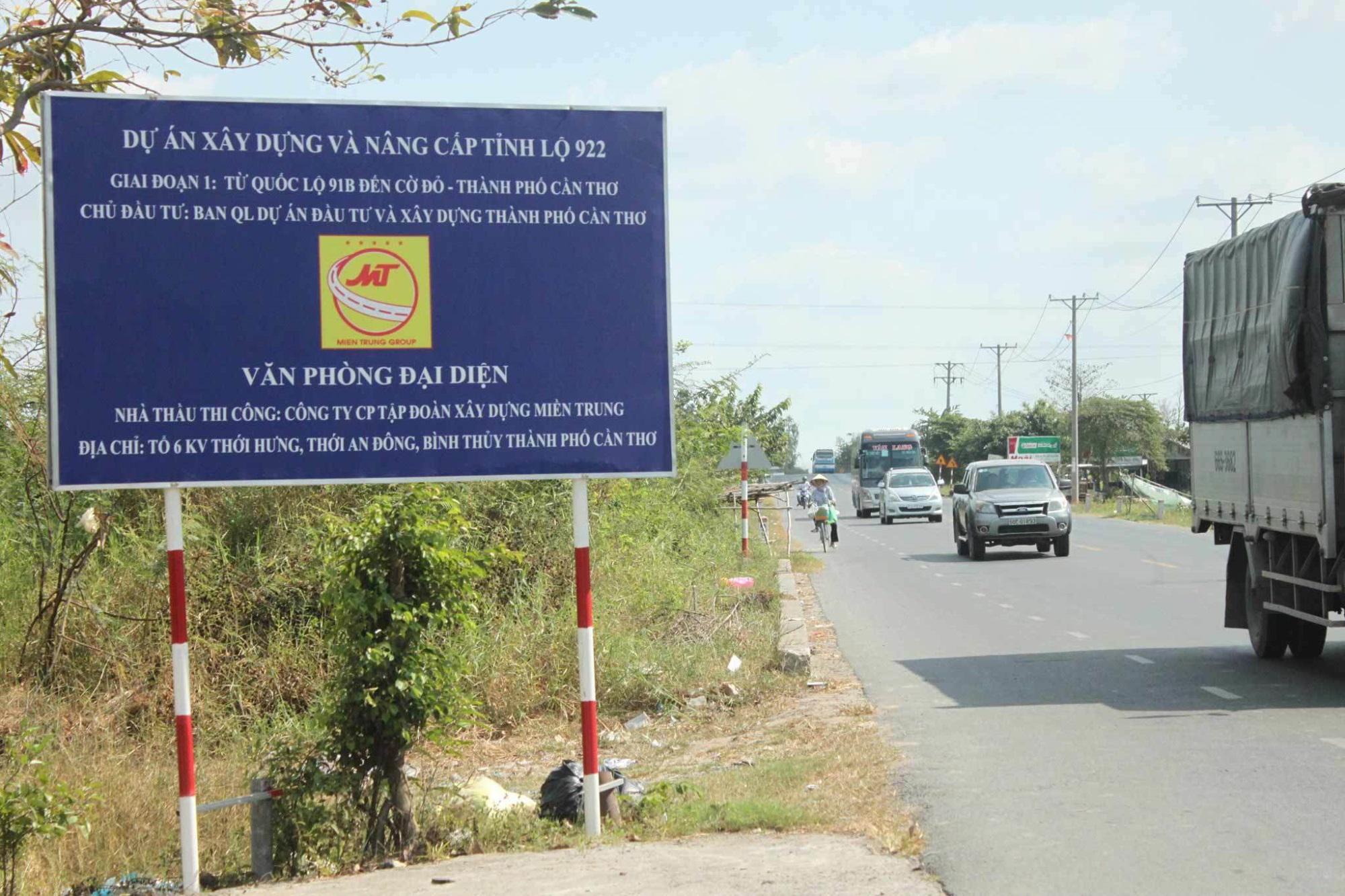 Tập đoàn xây dựng Thanh Hóa bị dọa thu hồi gần 288 tỷ tạm ứng tại Cần Thơ - Ảnh 3