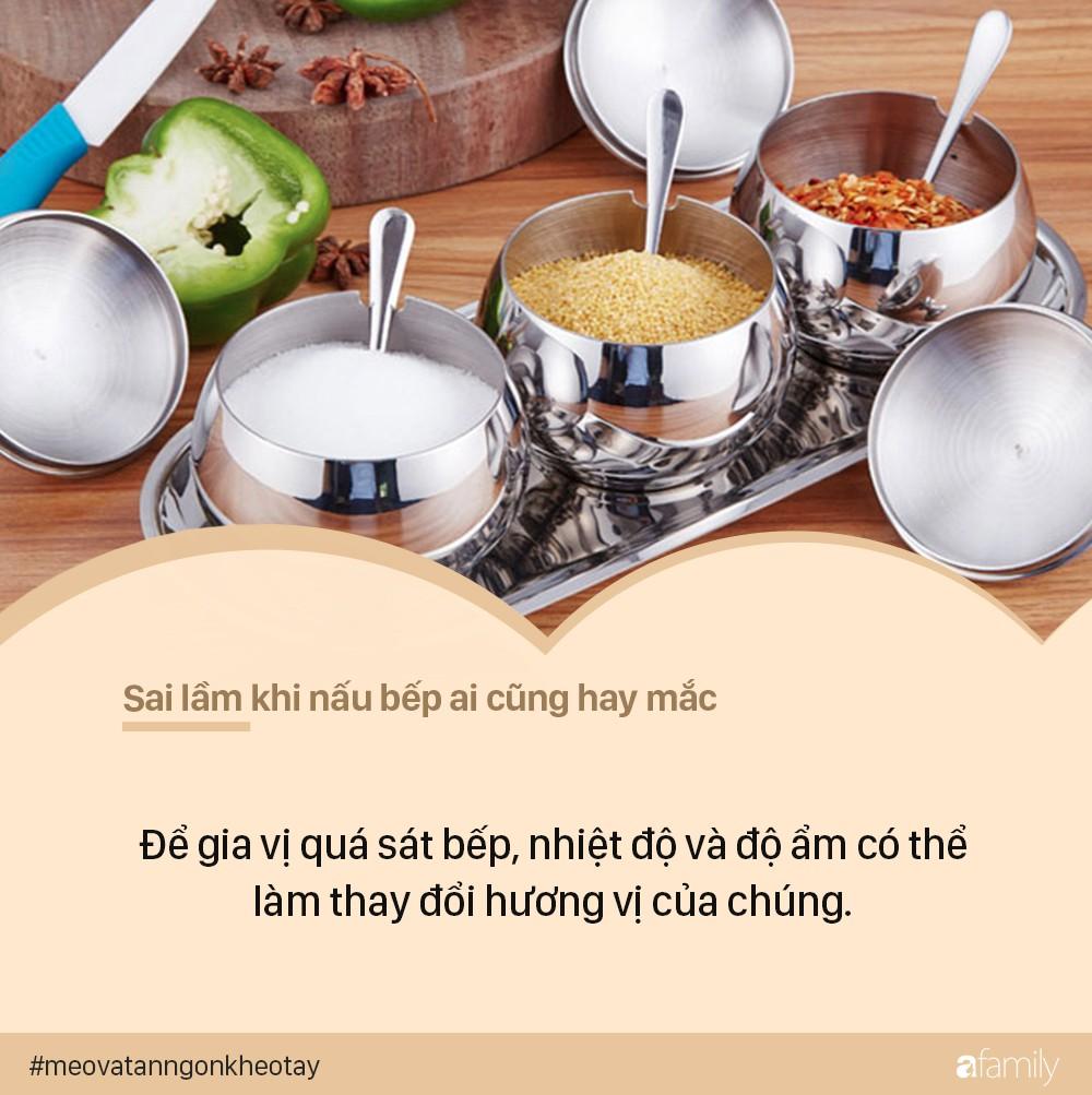 5 sai lầm trong bếp mà hầu hết các mẹ mắc phải nhưng ai cũng tưởng mình làm đúng rồi - Ảnh 4