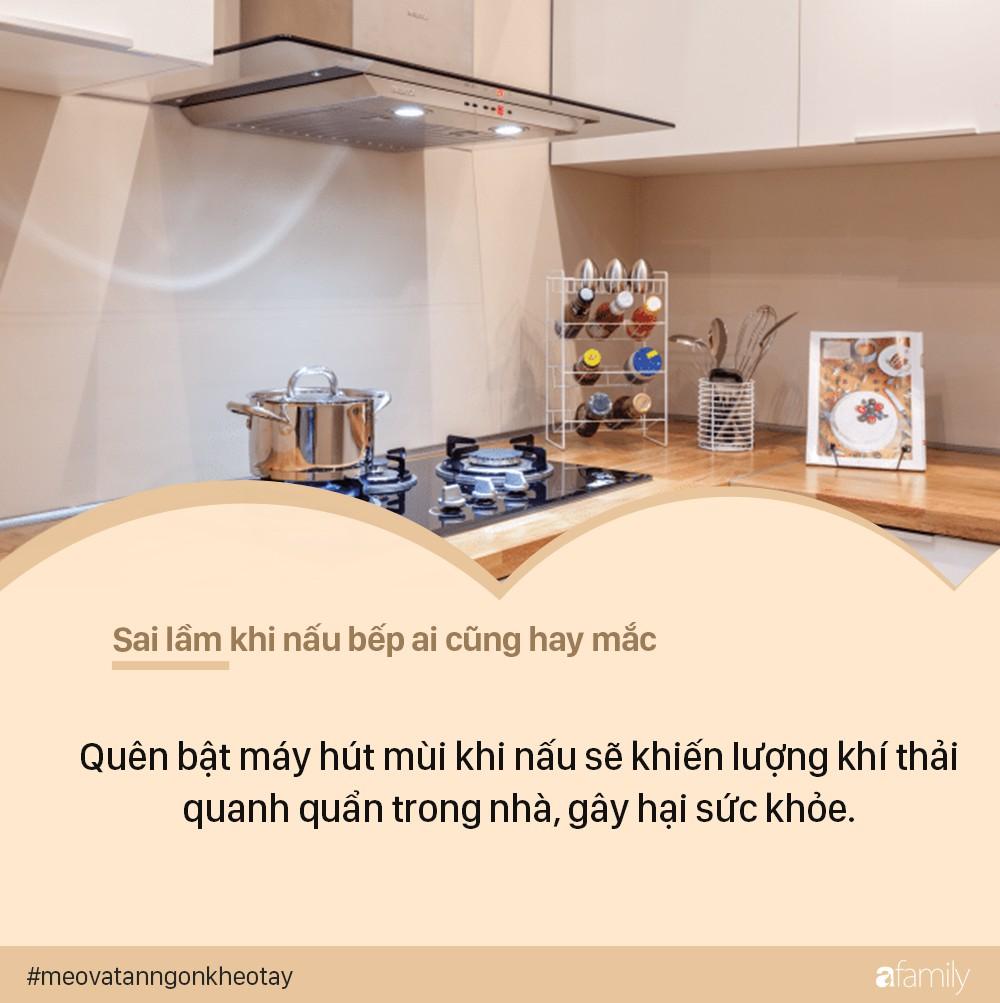 5 sai lầm trong bếp mà hầu hết các mẹ mắc phải nhưng ai cũng tưởng mình làm đúng rồi - Ảnh 5