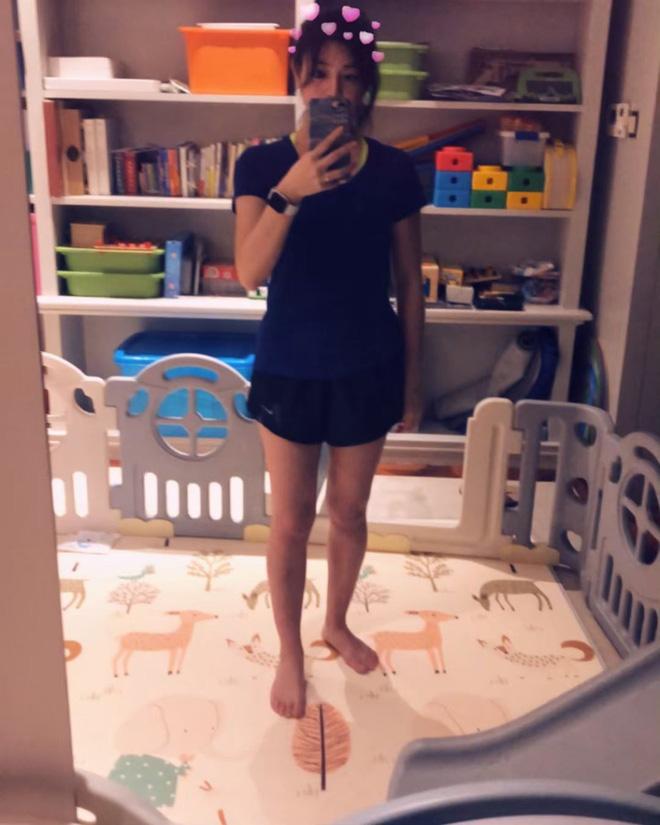 Từng bị gán mác Tiểu Long Nữ mặt bánh bao nhưng Trần Nghiên Hy đã có bí quyết giảm cân, biến mặt O-line thành V-line - Ảnh 7