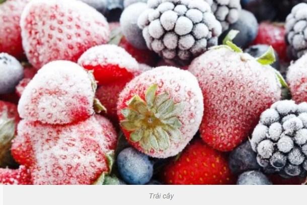 8 loại thực phẩm để đông lạnh còn tốt hơn, ngon hơn lúc tươi sống - Ảnh 5