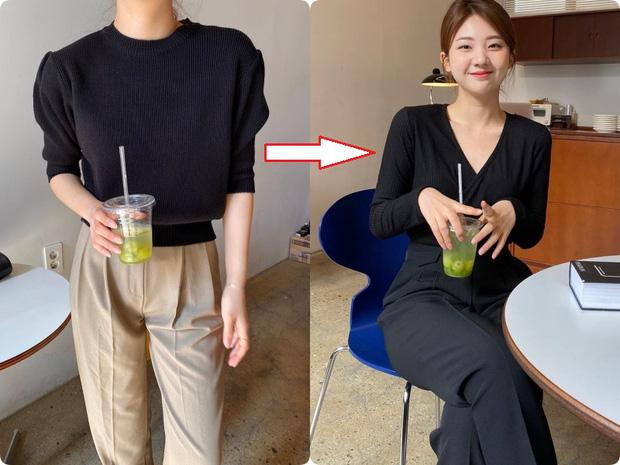 Các nàng hãy chọn áo phông theo 4 tips này, đảm bảo luôn đẹp và quan trọng là nhìn người gầy đi vài ký - Ảnh 1