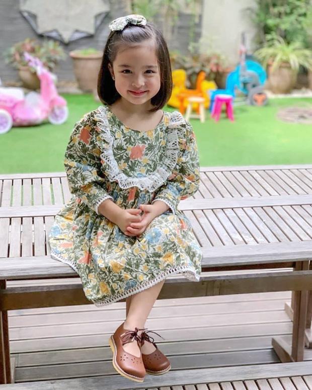 Con gái 'mỹ nhân đẹp nhất Philippines' khiến nửa triệu người phát sốt chỉ với 1 bức ảnh, bảo sao cát-xê cao hơn cả mẹ - Ảnh 1