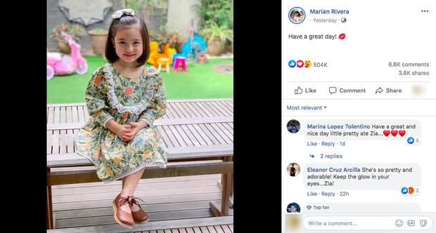 Con gái 'mỹ nhân đẹp nhất Philippines' khiến nửa triệu người phát sốt chỉ với 1 bức ảnh, bảo sao cát-xê cao hơn cả mẹ - Ảnh 2
