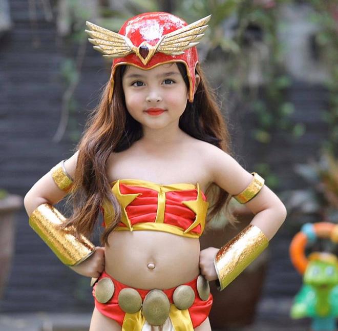 Con gái 'mỹ nhân đẹp nhất Philippines' khiến nửa triệu người phát sốt chỉ với 1 bức ảnh, bảo sao cát-xê cao hơn cả mẹ - Ảnh 3