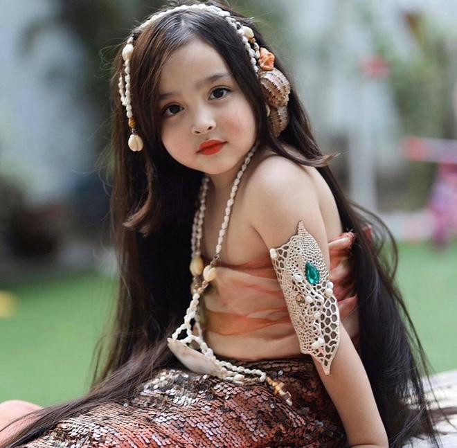 Con gái 'mỹ nhân đẹp nhất Philippines' khiến nửa triệu người phát sốt chỉ với 1 bức ảnh, bảo sao cát-xê cao hơn cả mẹ - Ảnh 4