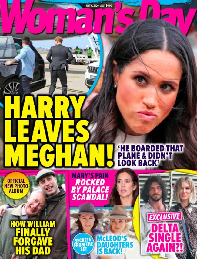 Harry dính nghi vấn đã âm thầm trở về hoàng gia khiến Meghan Markle giận dữ, cặp đôi chuẩn bị 'đường ai nấy đi'? - Ảnh 1