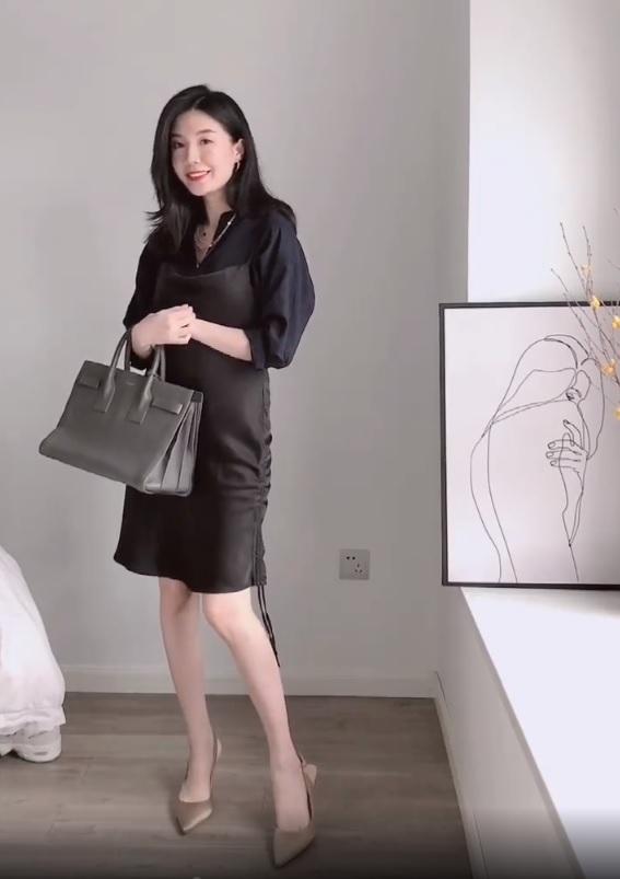 Không tin chỉ 1 chiếc váy đen mà mặc được từ đi làm tới đi chơi, nàng công sở ra tay chứng minh với 11 set đồ bắt mắt - Ảnh 11