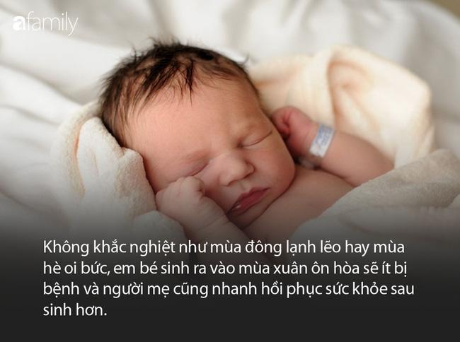 Nếu sinh con trong 4 thời điểm này, xin chúc mừng bởi em bé của bạn là những đứa trẻ may mắn và hạnh phúc - Ảnh 3