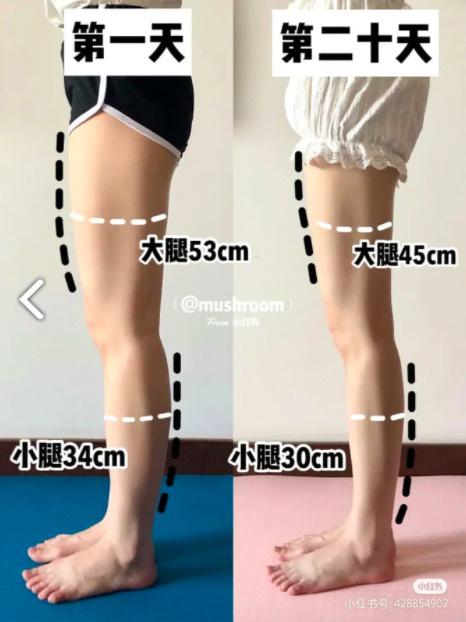 Nói tạm biệt với chân 'cột đình' bằng 6 động tác siêu dễ tập tại nhà, tập chăm thì bạn có thể mơ đến một đôi chân thon gọn - Ảnh 7