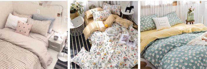 Với 2 triệu đồng, bạn đã có thể mua 9 món đồ nội thất sau để 'set-up' cho một phòng ngủ chuẩn Hàn Quốc - Ảnh 3