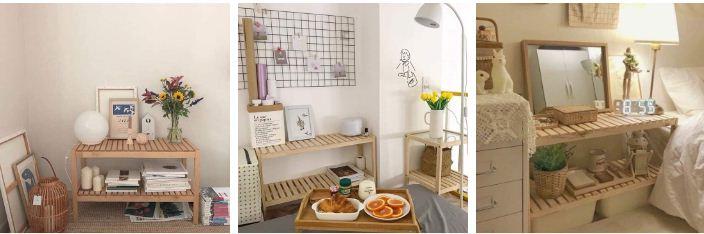 Với 2 triệu đồng, bạn đã có thể mua 9 món đồ nội thất sau để 'set-up' cho một phòng ngủ chuẩn Hàn Quốc - Ảnh 7