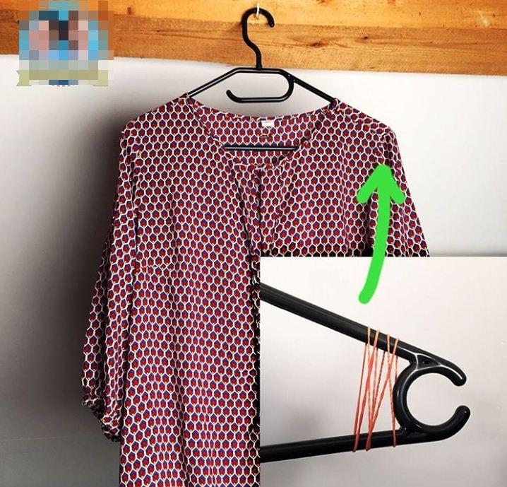 14 mẹo xử lý quần áo, giày dép thông minh giúp cuộc sống của phụ nữ thêm dễ dàng - Ảnh 10