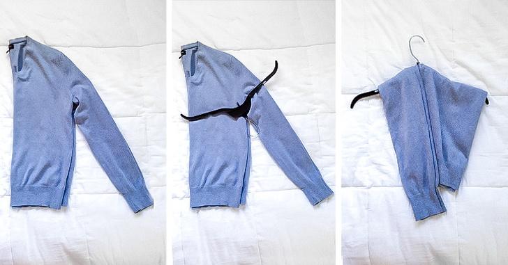 14 mẹo xử lý quần áo, giày dép thông minh giúp cuộc sống của phụ nữ thêm dễ dàng - Ảnh 2