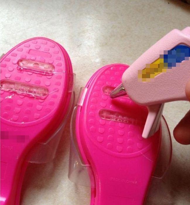 14 mẹo xử lý quần áo, giày dép thông minh giúp cuộc sống của phụ nữ thêm dễ dàng - Ảnh 5