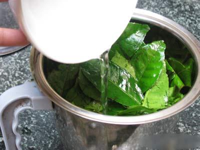 Nấu nước lá trà xanh để rửa mặt 2 lần mỗi ngày, da bật tông trắng mịn như bông bưởi mà chẳng cần mỹ phẩm - Ảnh 2