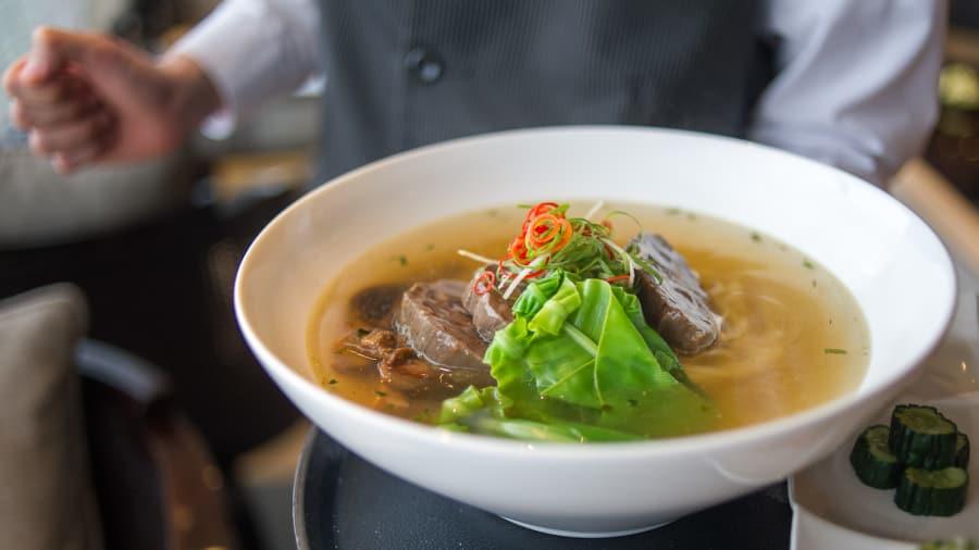 Đến Đài Loan nhất định phải thưởng thức những món mì bò ngon tuyệt hảo này - Ảnh 1