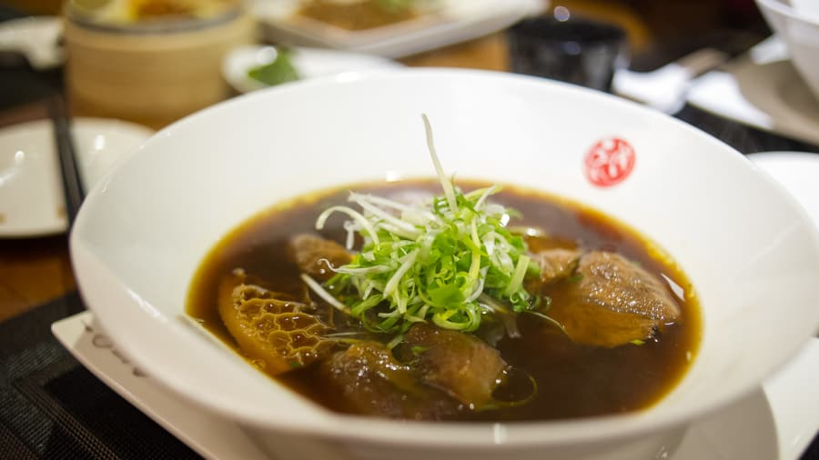 Đến Đài Loan nhất định phải thưởng thức những món mì bò ngon tuyệt hảo này - Ảnh 3