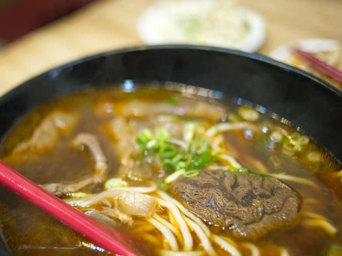 Đến Đài Loan nhất định phải thưởng thức những món mì bò ngon tuyệt hảo này - Ảnh 5