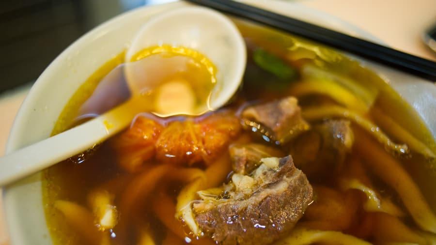 Đến Đài Loan nhất định phải thưởng thức những món mì bò ngon tuyệt hảo này - Ảnh 6