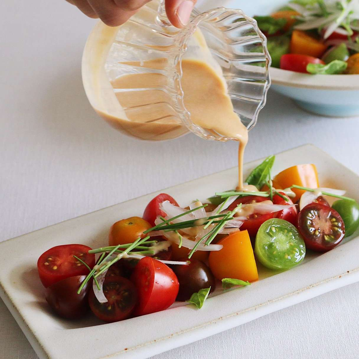 Với công thức nước xốt này tôi chỉ làm 1 lần mà có thể ăn salad cả tuần! - Ảnh 4