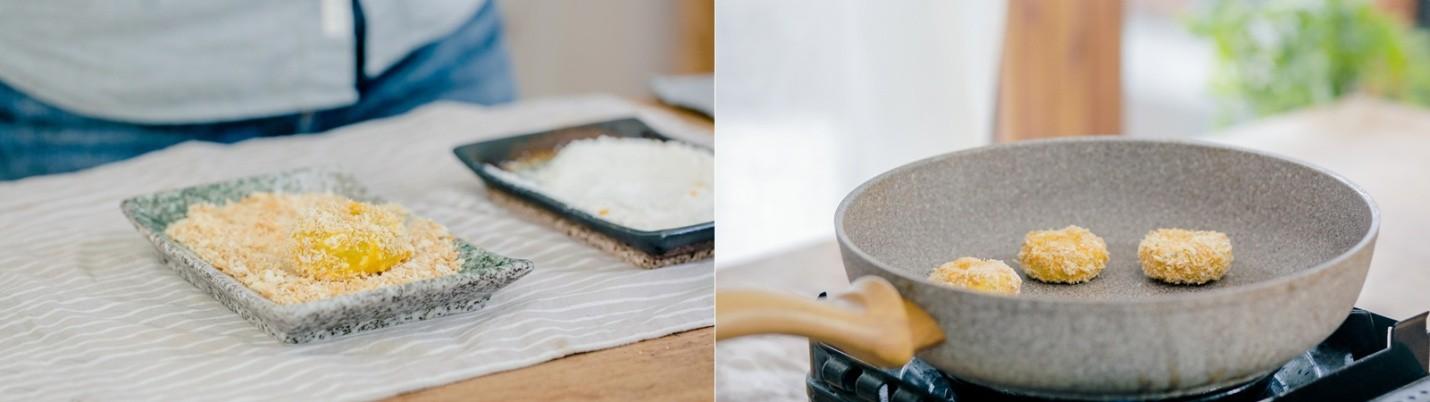 Cách làm bánh khoai chiên mới toanh, thơm giòn vô đối - Ảnh 6