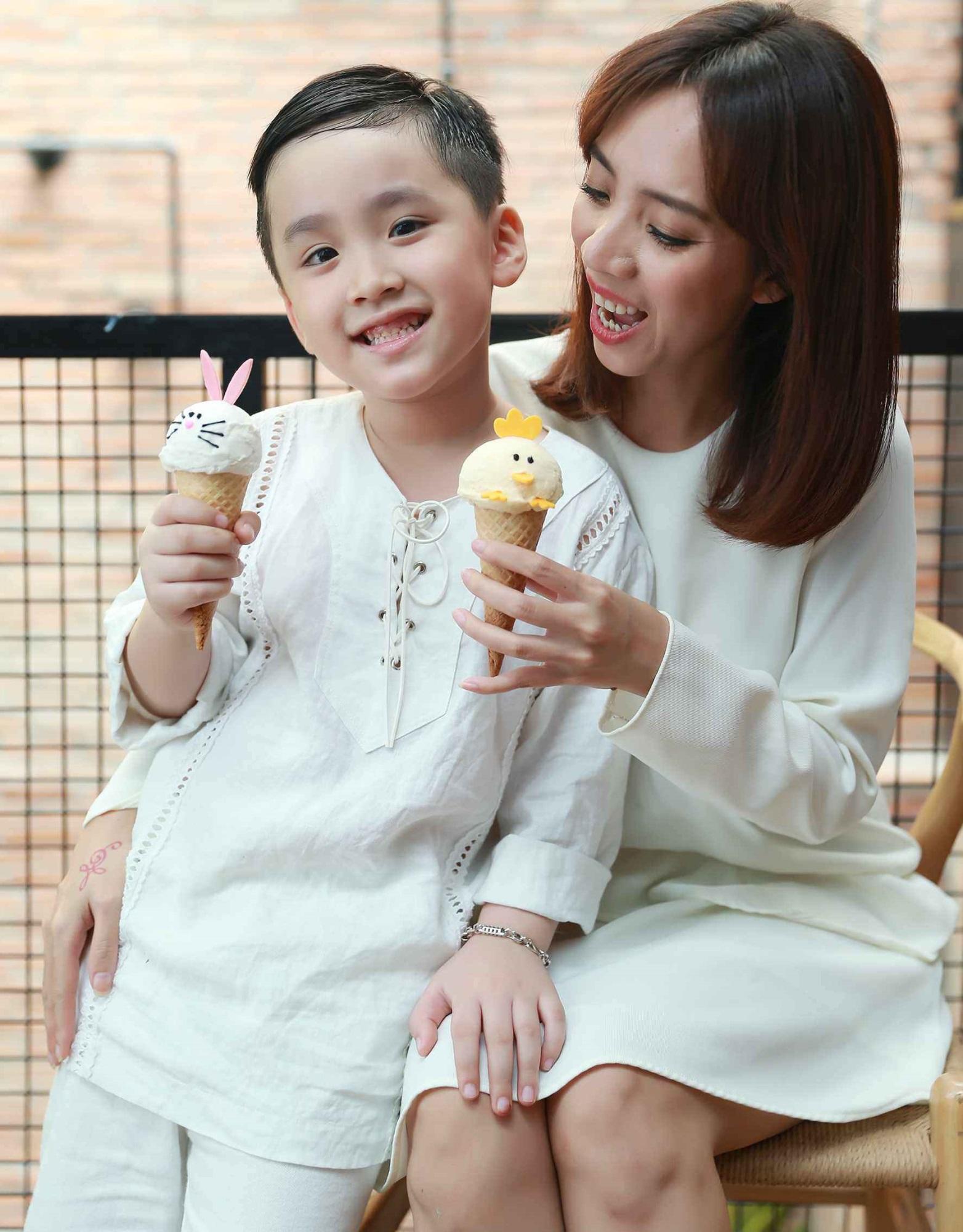 Lần đầu làm mẹ: Thu Trang cắt nhầm vào tay con, Ngọc Lan sai lầm khiến con chậm tăng cân - Ảnh 2
