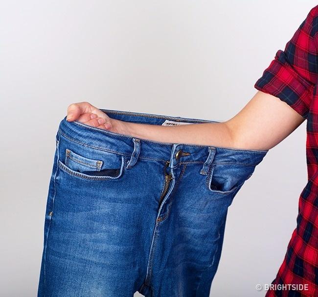 4 bí kíp cực dễ giúp bạn chọn quần jeans hoàn hảo, vừa vặn với vóc dáng mà không cần mặc thử - Ảnh 2