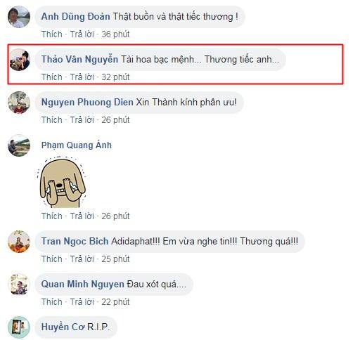 Sao Việt bàng hoàng, thương tiếc trước sự ra đi đột ngột của NSND Anh Tú - Ảnh 4