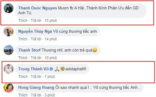 Sao Việt bàng hoàng, thương tiếc trước sự ra đi đột ngột của NSND Anh Tú - Ảnh 5