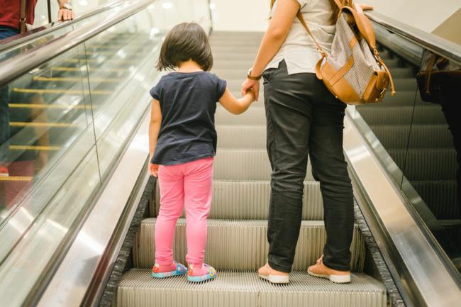 4 vị trí dễ xảy ra tai nạn trong siêu thị, cha mẹ phải thật lưu ý khi cho con đi sắm Tết cùng - Ảnh 1
