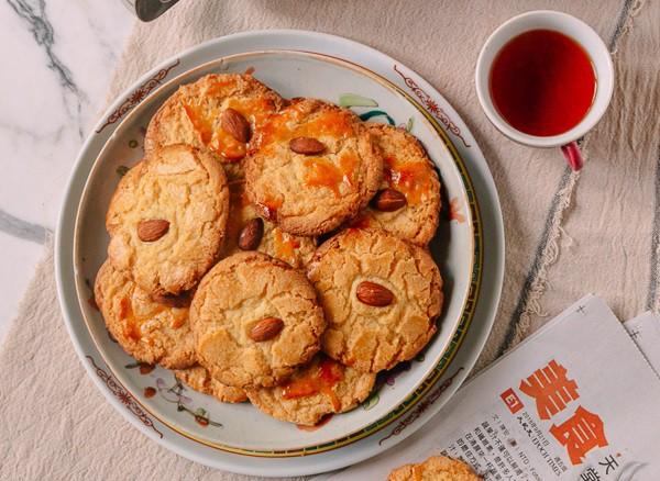 Tết này tôi có món bánh quy hạnh nhân thơm giòn đãi khách cực ngon - Ảnh 7