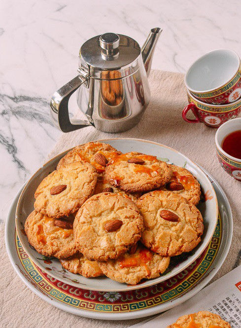 Tết này tôi có món bánh quy hạnh nhân thơm giòn đãi khách cực ngon - Ảnh 8