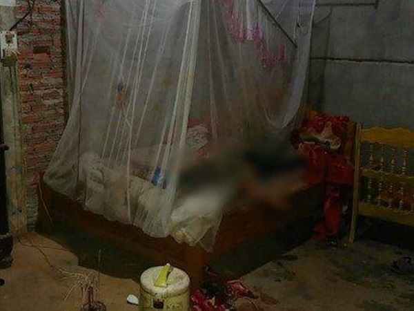 Chồng sát hại vợ trên giường lúc rạng sáng: Ra tay vì nghi con 3 tuổi không phải của mình? - Ảnh 1